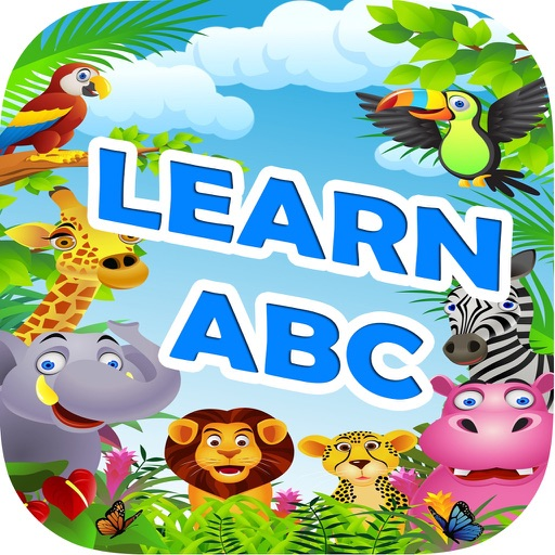 ABC Easy - Learn The Alphabet