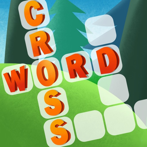 Word Crossy - Crossword Games icon