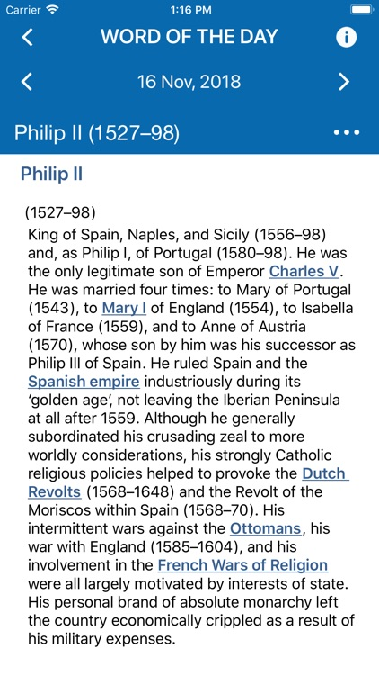Oxford World History screenshot-3