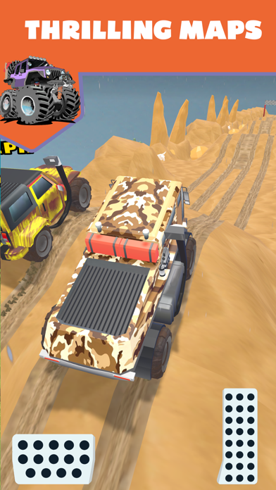 Offroad Race screenshot 10