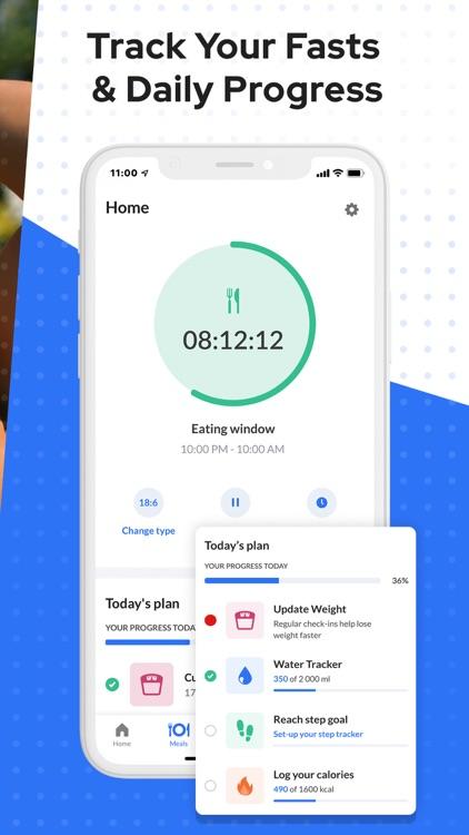 DoFasting - Fasting Tracker screenshot-3