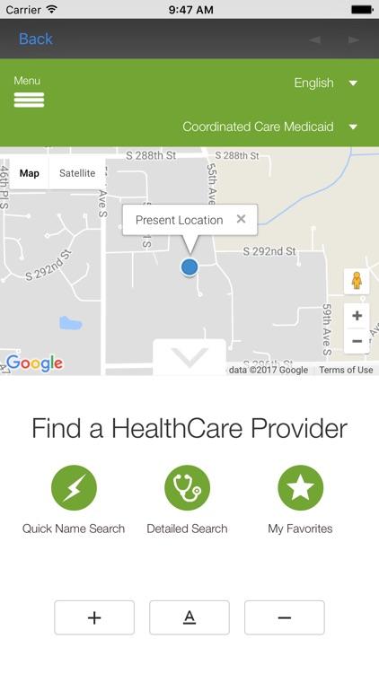 Coordinated Care screenshot-4