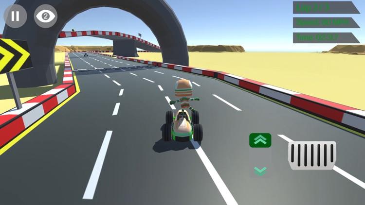 Mini Speedy Racers screenshot-8