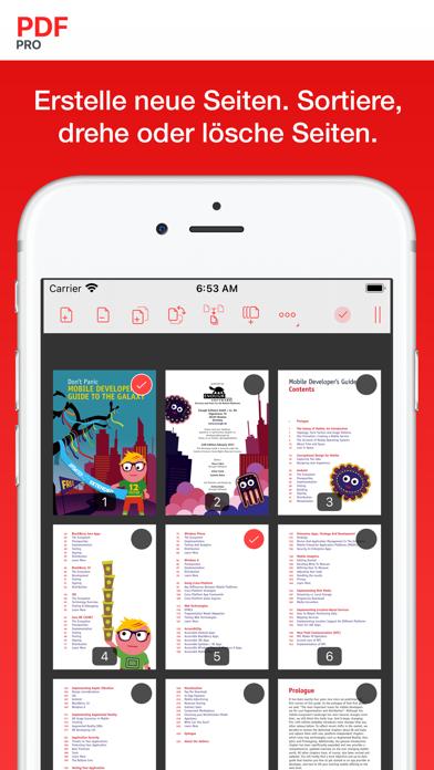 PDF Pro 4Screenshot von 5