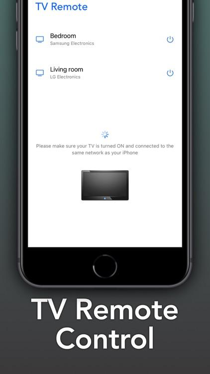 TV Remote Ⓘ screenshot-6