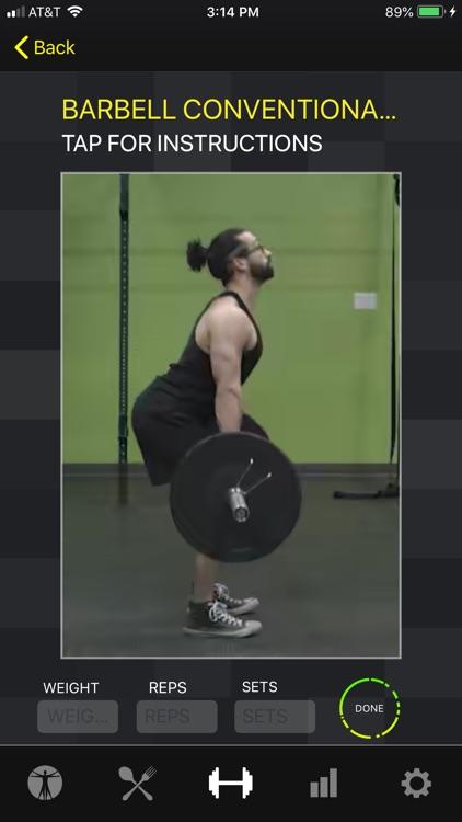 Complete Fitness Plan screenshot-3