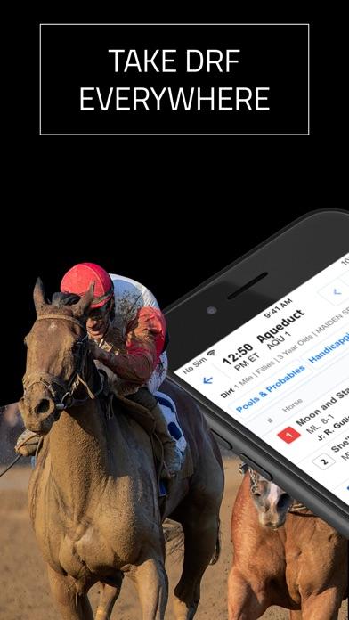 DRF - Horse Race Betting App - AppRecs