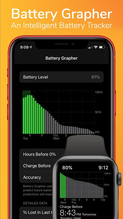 Скриншот №1 к Battery Grapher