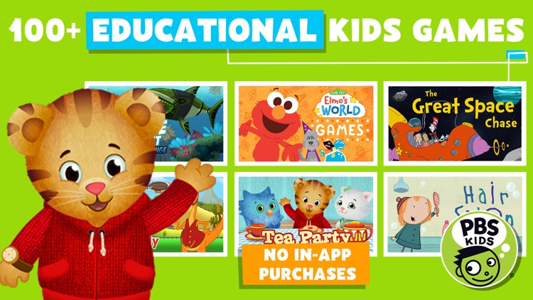PBS KIDS Games screenshot-0