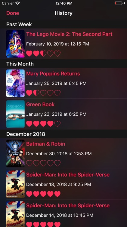 Cinema Time screenshot-5