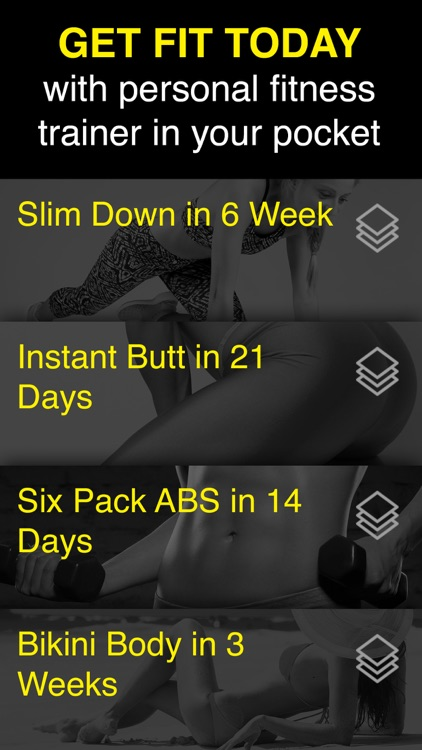 Lose Weight in 30 Days Fitness