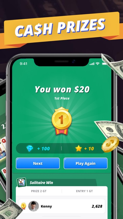 Arcade Win: Play for Cash screenshot-0