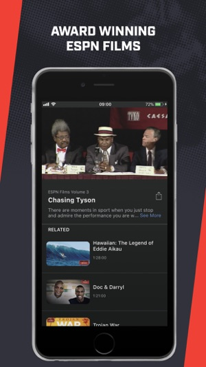 ESPN Player on the App Store