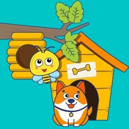 EduKid: Animals Home Games