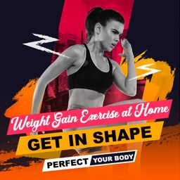 Gain Weight Exercise at Home