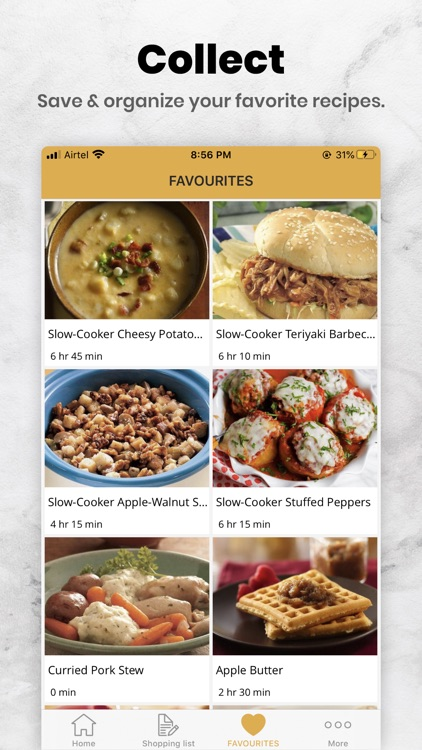 Tasty Slow Cooker Recipes screenshot-3
