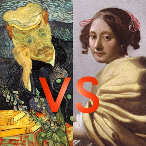 Which painting is expensive?
