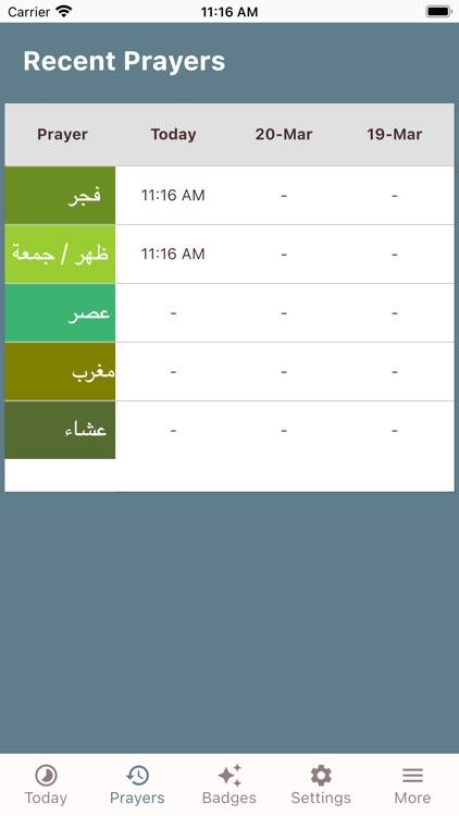 Iman Tracker screenshot-4