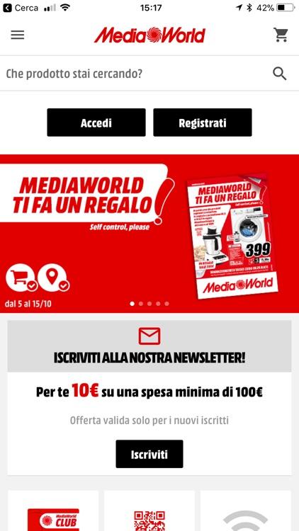 MediaWorld App