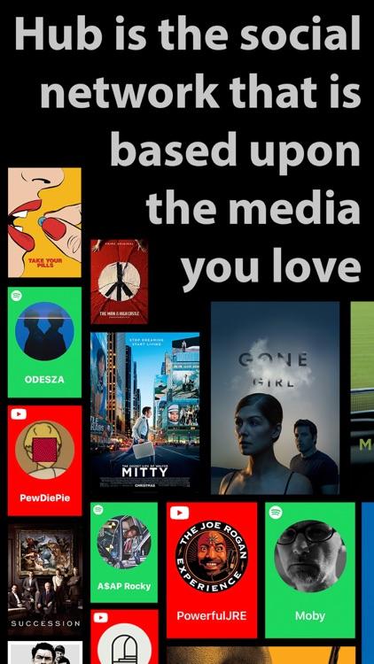 Hub: The Social Network