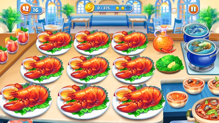 Cook It: Cooking-Frenzy Game screenshot-4