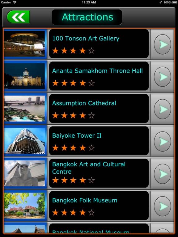 Bangkok Offline Map Travelのおすすめ画像2