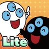 ゲーム絵本で学ぶ英語「白黒オバケ」Lite - iPadアプリ