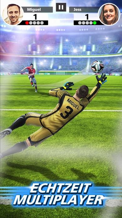 Herunterladen Football Strike für Pc