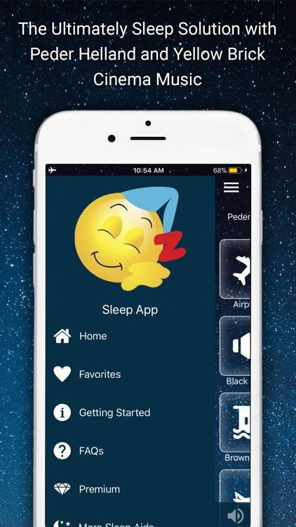 Relaxing Music & Sleep Sounds screenshot-0
