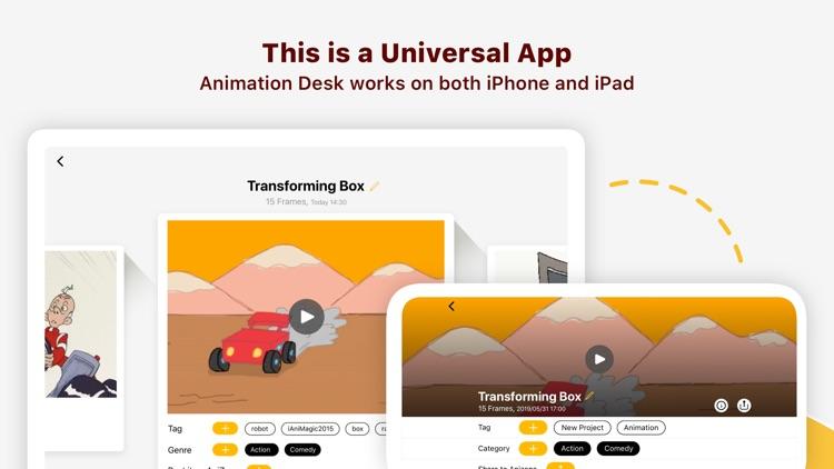 Animation Desk® Draw & Animate screenshot-7