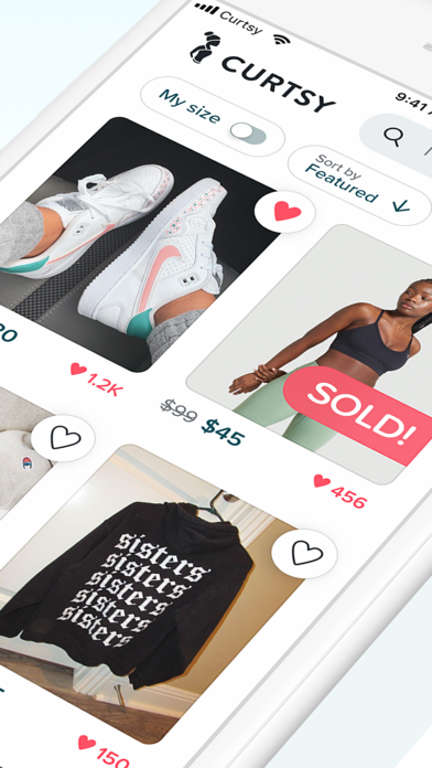 Curtsy — Thrifting, Delivered wiki review and how to guide