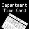 Department Time Card
