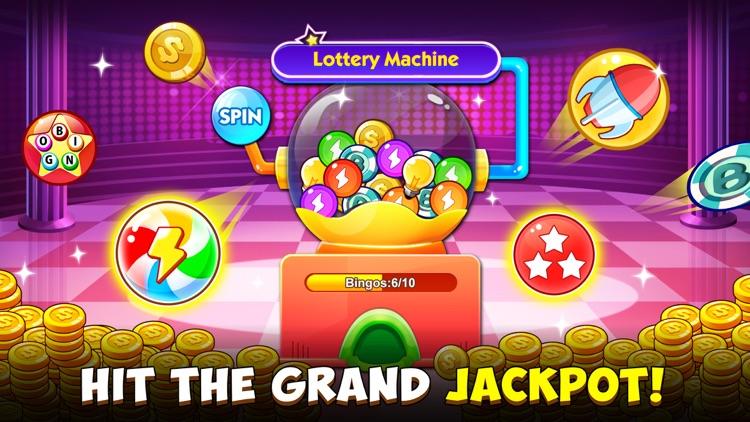Bingo Holiday - BINGO Games screenshot-7