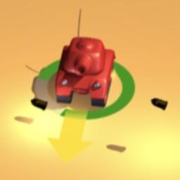 Tank Battle Online Match