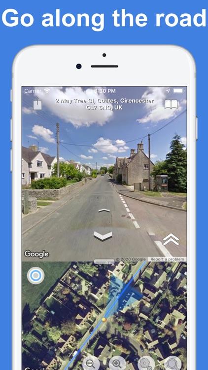 Drive Street Viewer