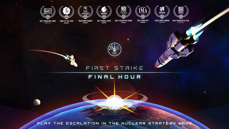 First Strike: Classic screenshot-5