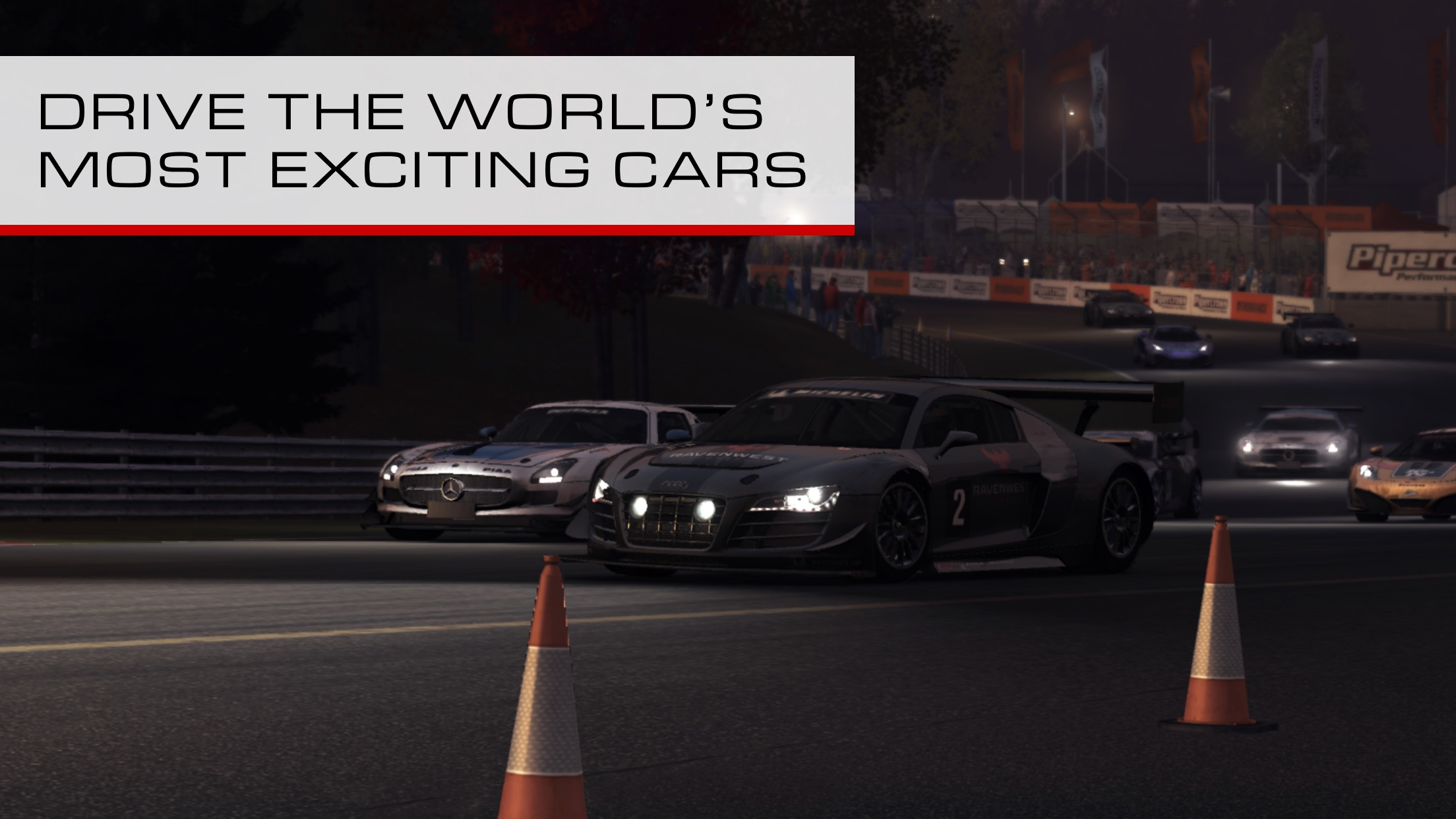 Screenshot do app GRID™ Autosport