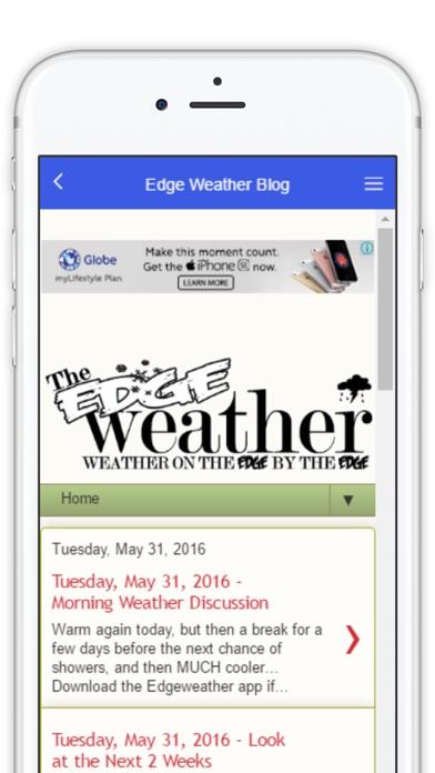 Edge Weatherのおすすめ画像3