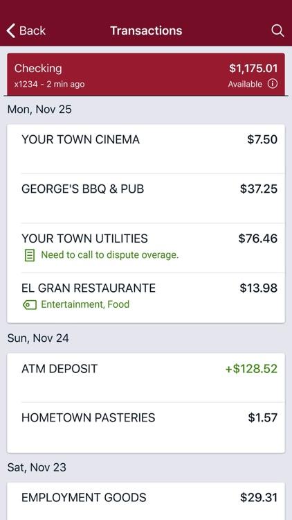 CBNA Mobile Banking screenshot-5