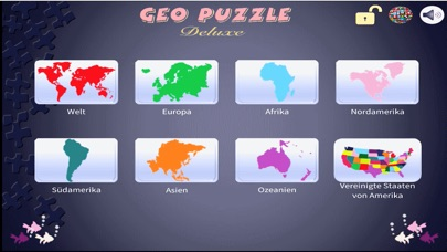 Screenshot for Geo Puzzle Deluxe in Switzerland App Store