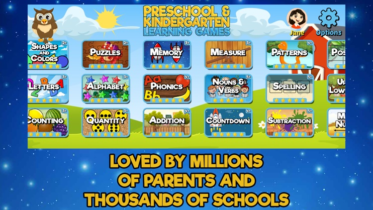 Preschool & Kindergarten Games screenshot-3