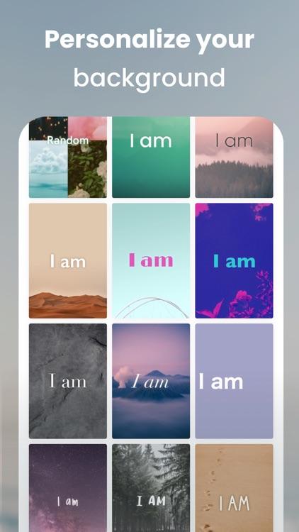 I am - Daily Affirmations screenshot-5