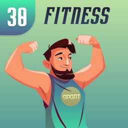 Men Workout - Fitness at Home