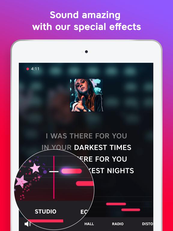 The Voice - Sing Karaoke screenshot