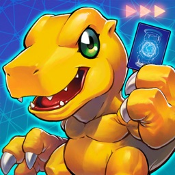Digimon Card Game Tutorial App