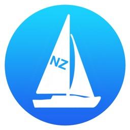 i Sail GPS NZ–NZMariner Charts