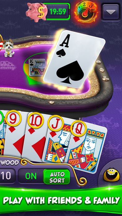 Gin Rummy Plus - Card Game for windows pc