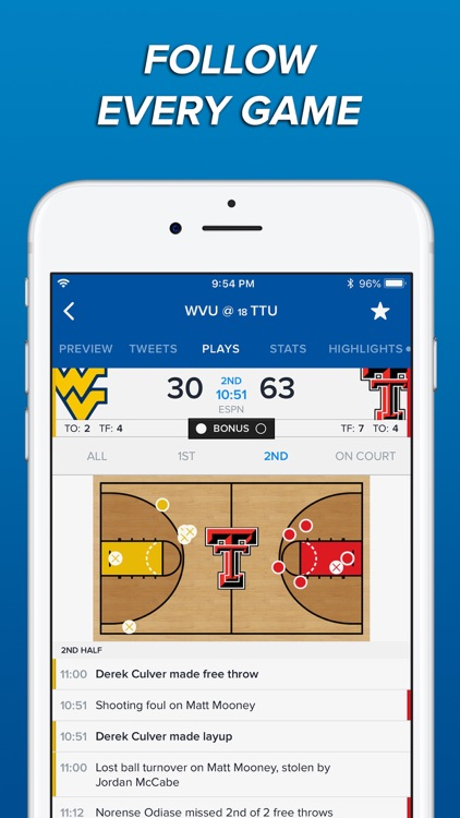 CBS Sports App Scores & News screenshot-3