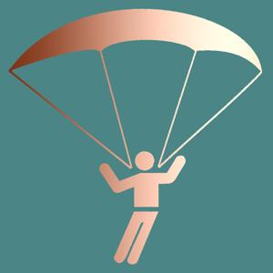 Cu Parachute app