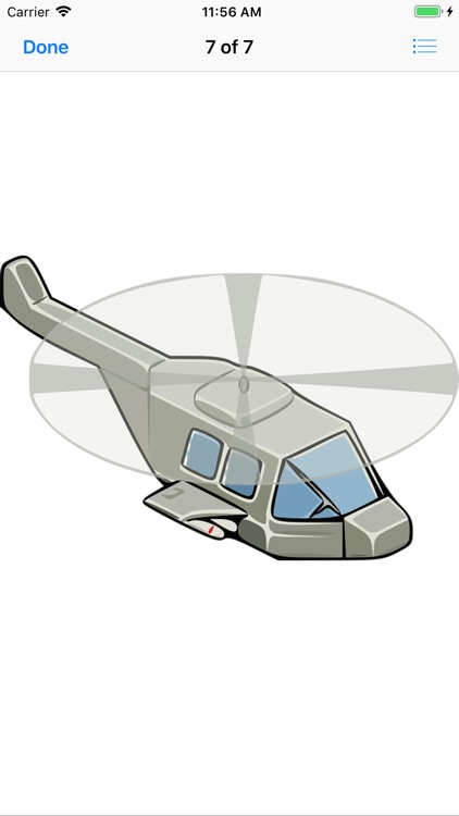 Lotsa Helicopter Stickers screenshot-8